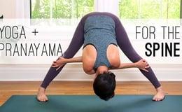 Yoga + Pranayama for the Spine - Yoga With Adriene
