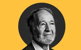An evening with Jared Diamond In Conversation with Matthew d'Ancona