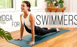 Yoga For Swimmers - Yoga With Adriene