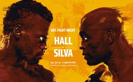 UFC Fight Night: Hall vs Silva