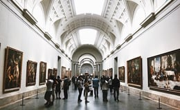 Visit a Virtual Museum or Theme Park