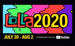 Lollapalooza 2020 Saturday Lineup