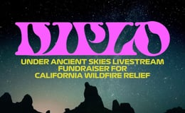 Under Ancient Skies: Livestream Fundraiser