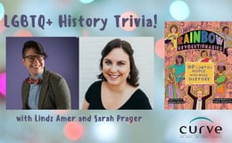 LGBTQ History Trivia with Sarah Prager and Lindz Amer