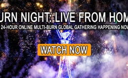 Burn Night: Live From Home