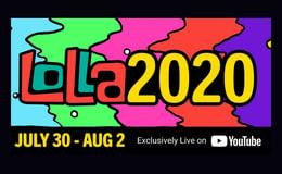 Lollapalooza 2020 Friday Lineup