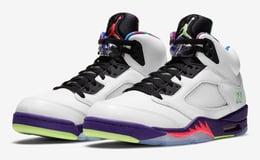 """Jordan 5 """"Bel-Air"""""""
