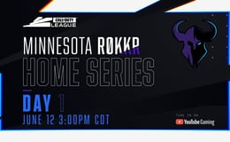 COD League Home Series hosted by The Minnesota Rokkr Day 1