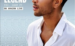 John Legend on Amazon Live